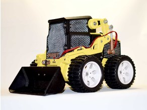 RC Mini Loader