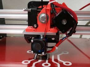 E3D V6 3MM Version of the Itty Bitty Single Extruder