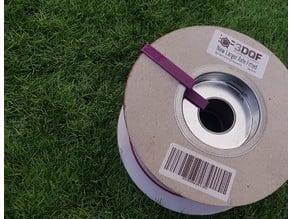3DQF Filament Holding Clip