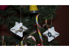 Destiny Ghost Ornament
