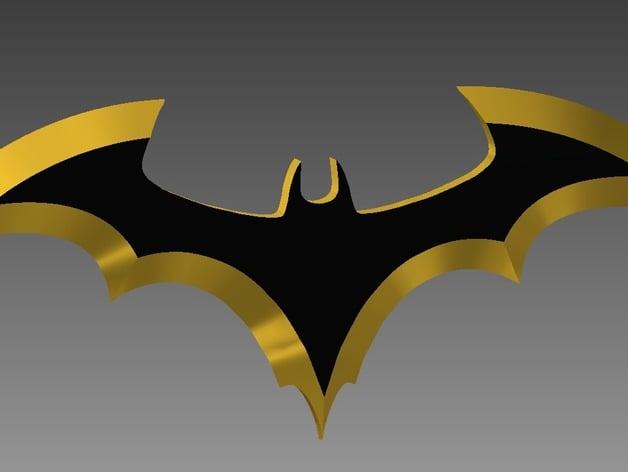 Batarang By Dylwall Thingiverse