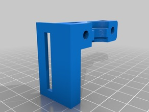 Raiscube R2 E3D Clone Mount, Clamp, and Parts Cooler