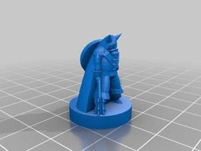 Dwarf Cleric D&D Miniature
