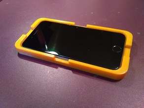 iPhone 6 protective case for transport