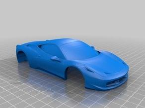Ferrari 458 for OpenZ V16 98mm Wheelbase