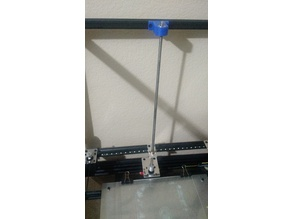 CobbleBot Z Axis Alignment