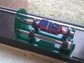 Laser cut Mendocino Motor