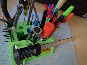 3D Printer Tool Stand