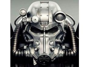Fallout 4 T60 Helmet Revision 3