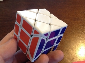 RCP 50mm Trapezoid Edge cube