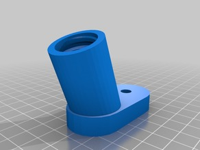 Magnet attachment for broom handle