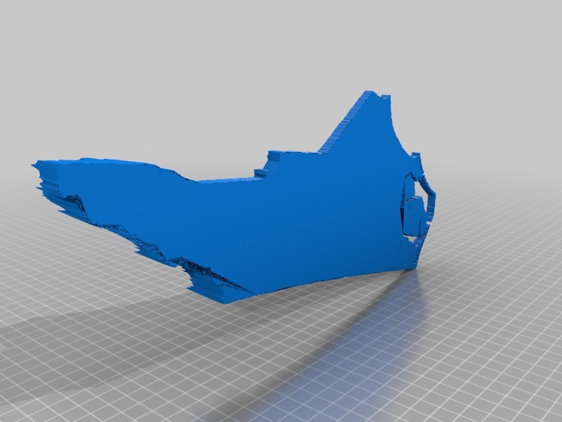 3D Topographic Maps of US States by nlorang - Thingiverse