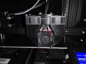 Creality Ender 3 Part cooling ducts