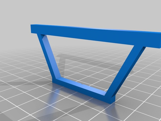 Model Ropeway By Hein4bloed Thingiverse