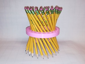 Math Teachers' Pencil Holder / Stand, Hyperboloid, Ruled Surface