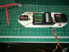 Turnigy TGY-IA10 receiver mount plate