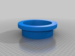 Hydro coupler base bottom