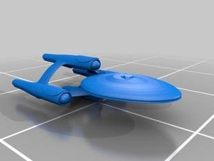 Starfleet starship