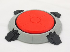 Button from Portal 2