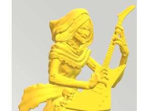 Guitarist Hag