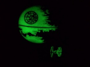 Star Wars Light Switch Plate