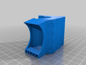 RoBo 3D Hexagon Hot End with 40mm FAN NO LED