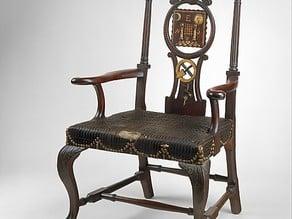 Masonic Armchair
