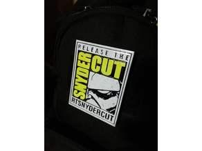 RT SnyderCut Project ComicCon Logo