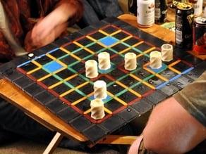 Game Board - Modular - Tablero