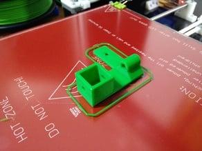 Mendel90 Filament cleaner / dust remover V1 (use new V2 instead!)