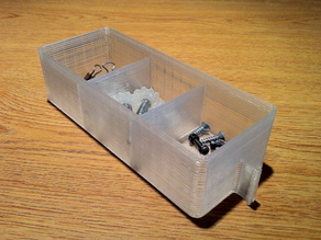 Small Parts Parametric Drawer/Container