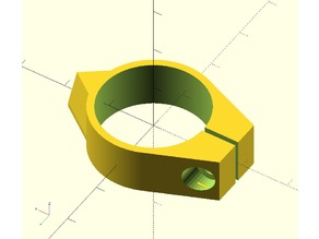 Parametric Accessible Position Indicator with 3D Pointer