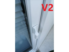 balcony door handle V2