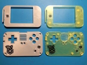 Mintypi V3 Flush Dual Color - Single Extruder Faceplates