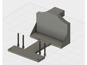 X55 HOTAS Desk Clamp