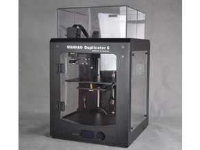 Wanhao D6/ Monoprice Ultimate Enclosure