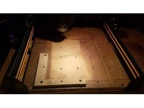 X-carve bolt down Square