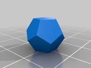 Pentaedro Pentagono Dodecaedro edro