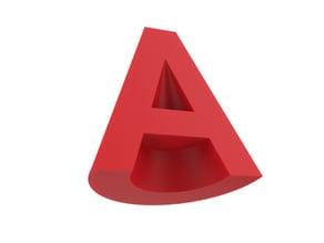 AutoCAD 2012 logo