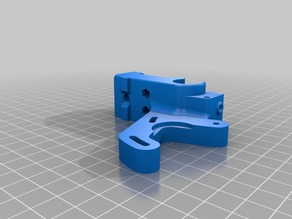 Voron Belted Extruder (Extra Tension) Improved Supports
