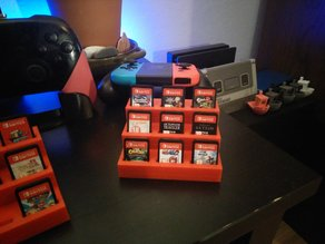 Nintendo Switch Game Stand