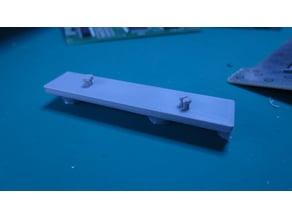 eTim's NESRGB PCB stand (for Front Loader NES)