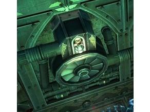 Space Hulk Greebles 4 - WH40k