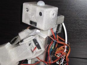Howme the robot