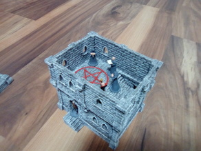 Ulvheim Building Demonic Ritual