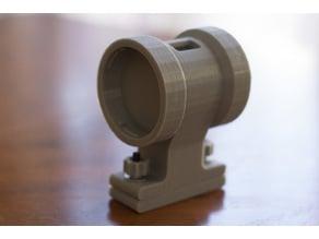 Belt mount for lenses Canon EF mount