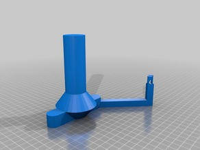 My Customized Printrbot Spool Holder