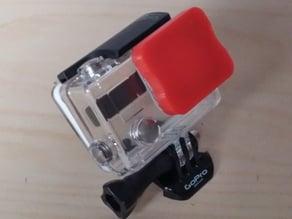 Lens Cover for GoPro 3+ housing