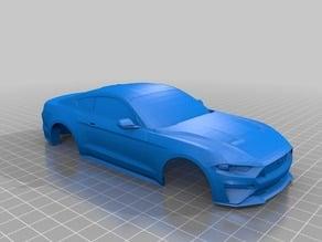 Ford Mustang 2018 for V16 OpenZ 102mm Wheelbase.