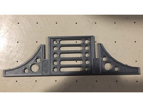 Millennium Falcon Fine Molds Style Stand for AMT ERTL Falcon Model Kit